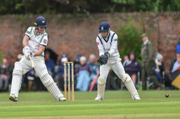 Yorkshire County Cricket Club News And Results The Press York