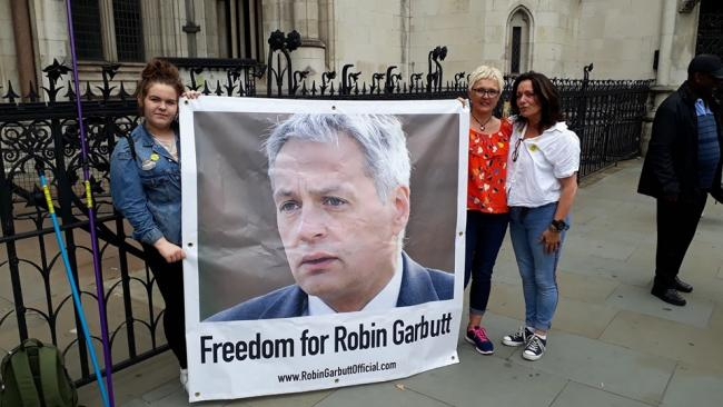 Campaigner claims Robin Garbutt was 'let down' by criminal justice ...