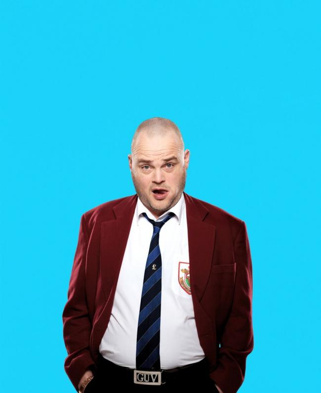 HAD ENOUGH OF BREXIT? Al Murray finds the funny side