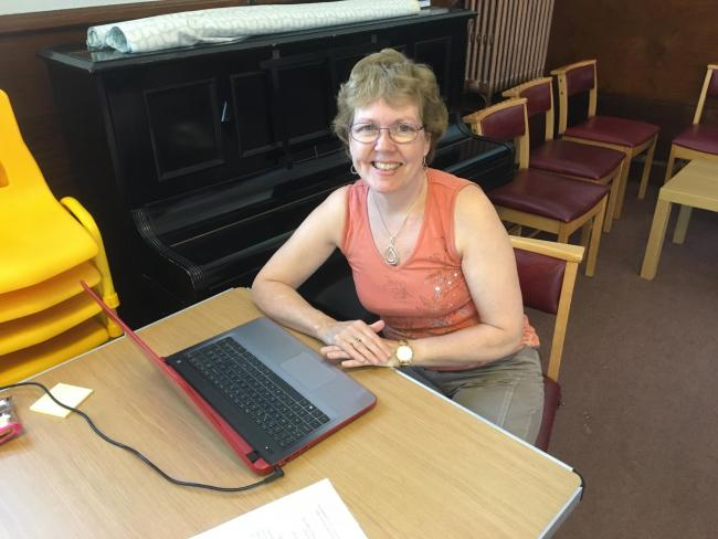 Volunteer Maxine Taylor Nominated For Community Pride Award