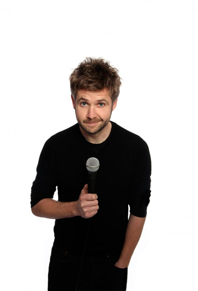 ROUSE IN THE HOUSE: Rob Rouse to play Laugh Out Loud gig in York