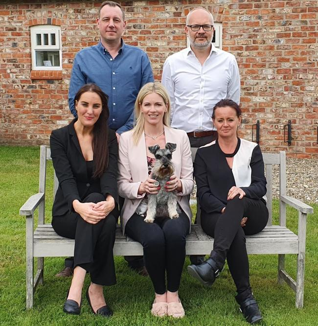 GENEROUS: York-based vet recruitment firm VetFinders has pledged to donate a minimum of 25 per cent of their net profits to charity