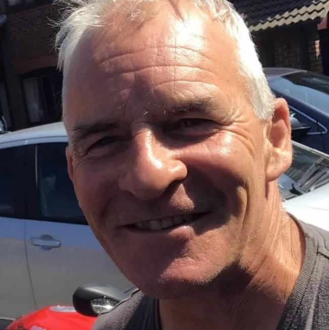 Howard Hughes, aged 62, from Driffield who sadly died in a motorcycle crash on the A171. Picture: North Yorkshire Police