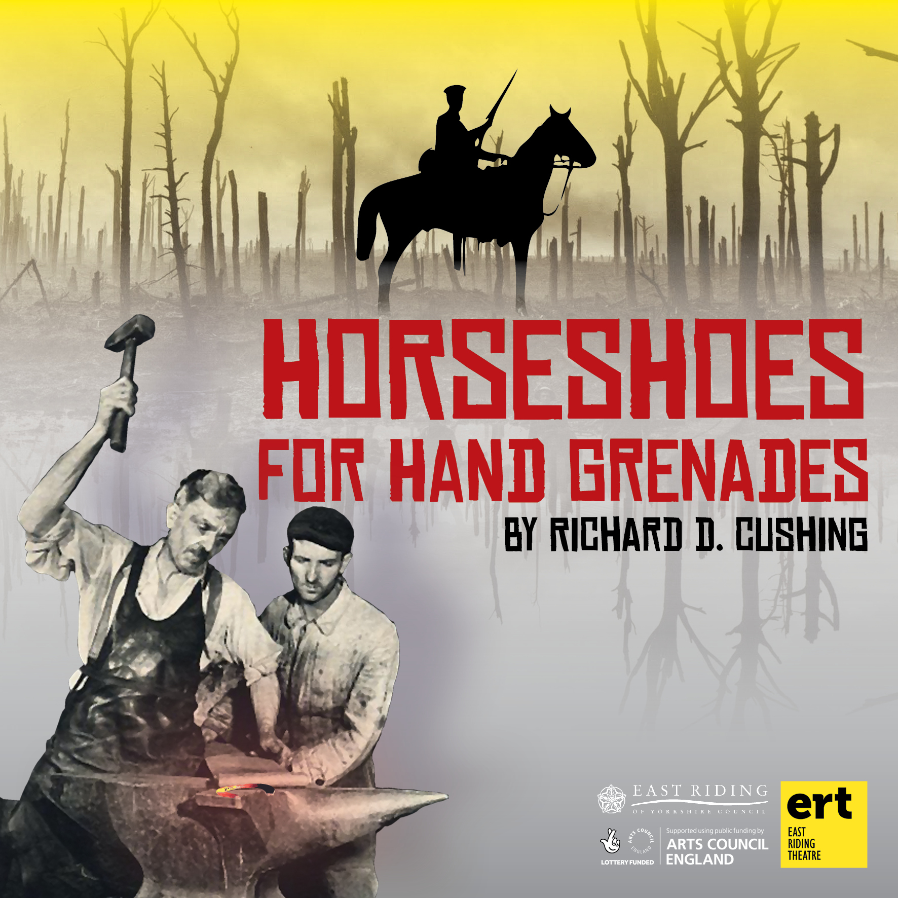 Horseshoes for Hand Grenades