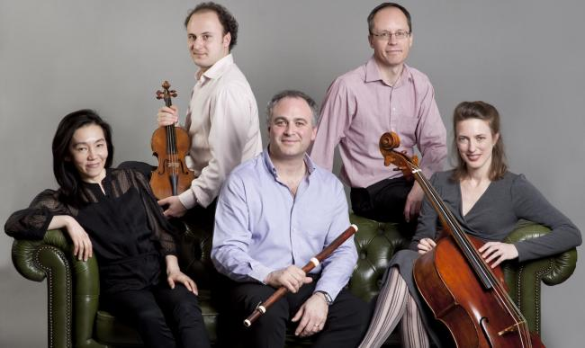 JUBILATION:  Florilegium in concert at the Lyons