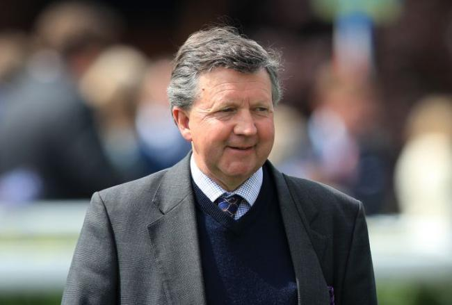 Tim Easterby enjoyed more success at York Racecourse, with Copper Knight