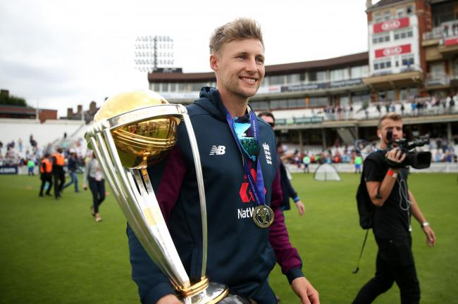 Yorkshire and England World Cup winner Joe Root. Picture: Steven Paston/PA Wire
