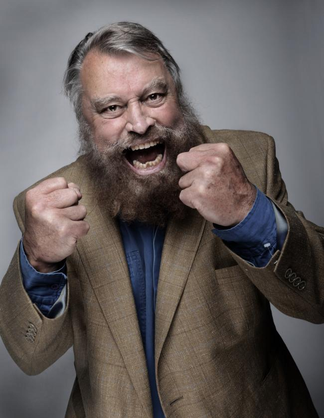 BLESSED OCCASION: Brian Blessed to host an evening of chat at the Grand Opera House