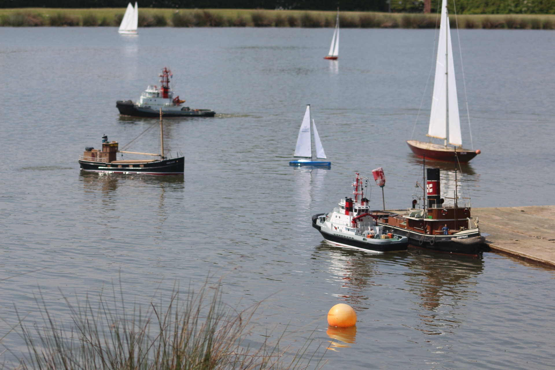 York Model Boat Club Regatta