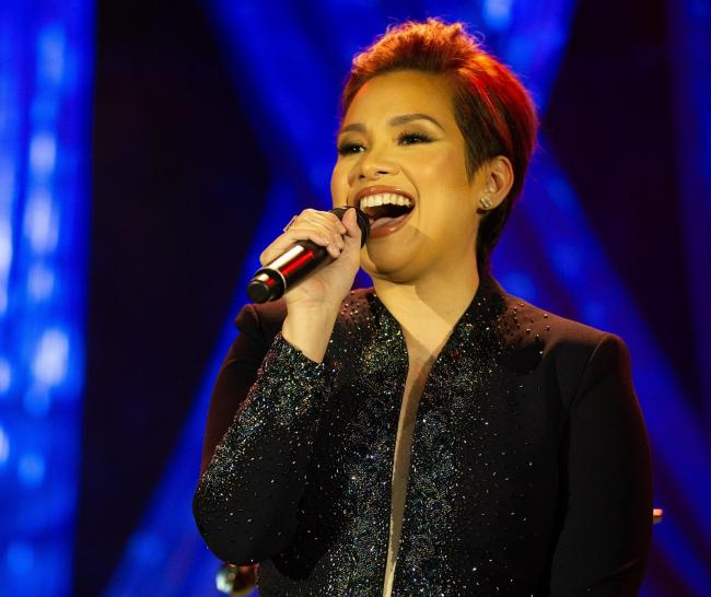 BACK ON STAGE: Lea Salonga plays York Barbican after recuperating from her skiing accident injury