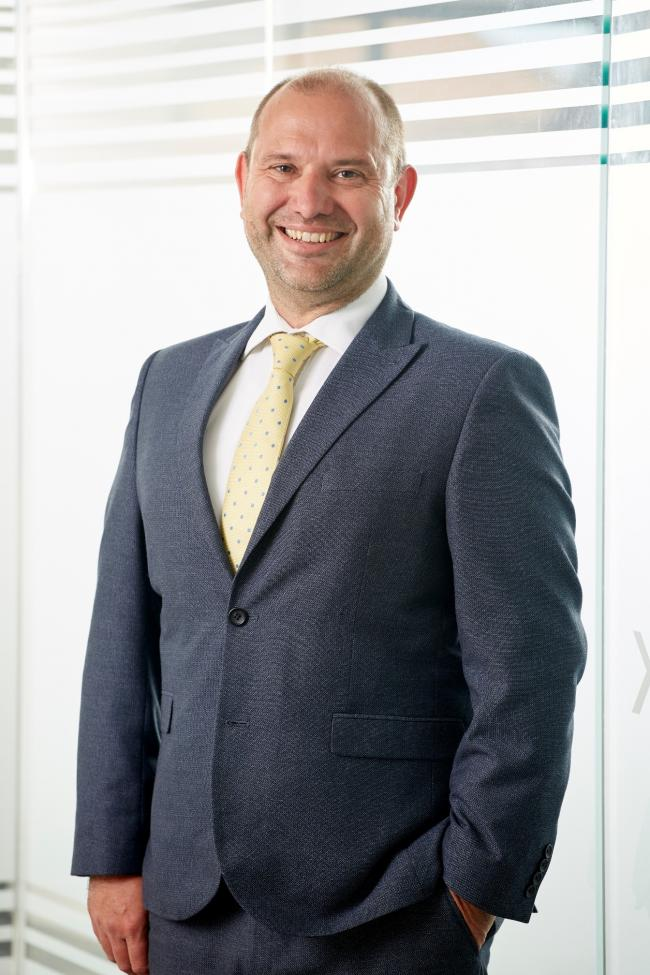 PARTNER: Mark Pearson-Kendall, managing partner of Andrew Jackson Solicitors