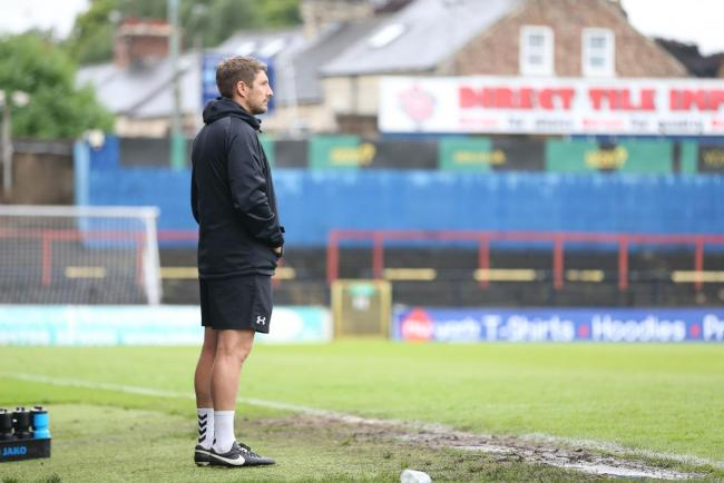 The attitude of York City players has impressed assistant manager Micky Cummins ahead of the match against Kidderminster Harriers. Picture: Gordon Clayton