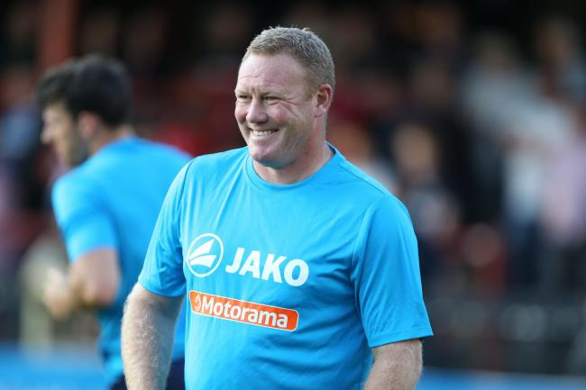 The funds raised by the York City Vice Presidents Association will support Steve Watson's recruitment for next season. Picture: Gordon Clayton