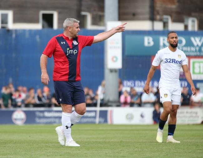 York City defender and captain Steve McNulty. Picture: Gordon Clayton