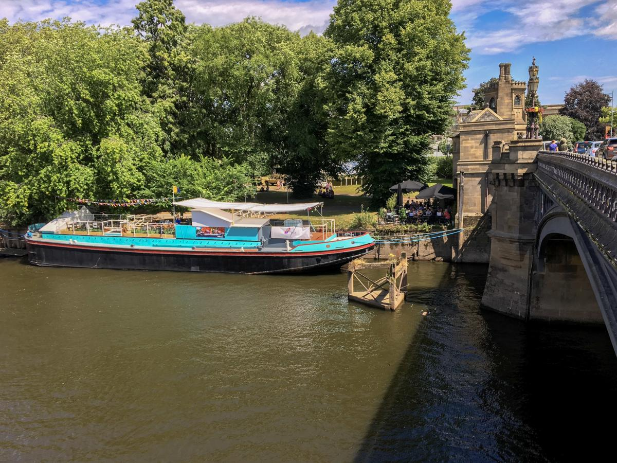 What next for York's Arts Barge? | York Press