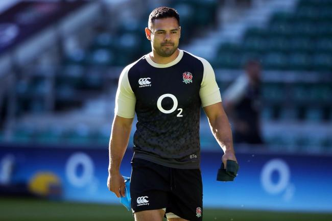 Ben Te'o has been left out of England's World Cup squad