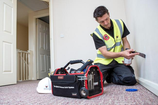 Novus Property Solutions has been appointed to deliver £200,000 worth of housing repairs in York