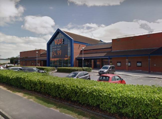 Vue cinema at Clifton Moor. Picture: Google Maps