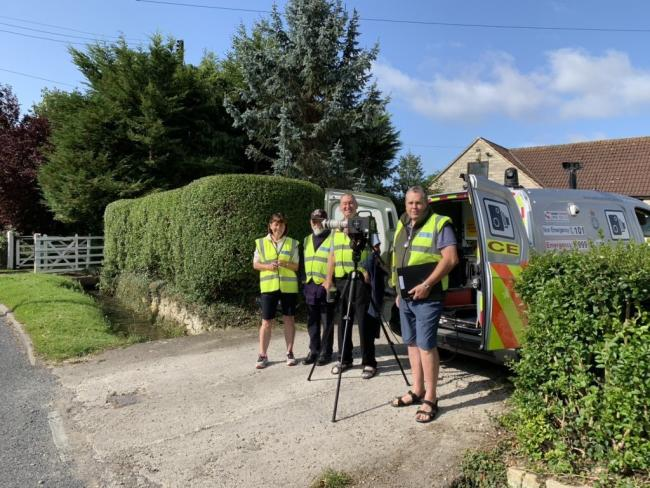 Record number of Community Speed Watch groups take to