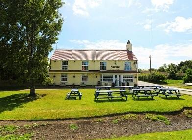 Star Inn at Weaverthorpe is on the market Picture: Christie & Co