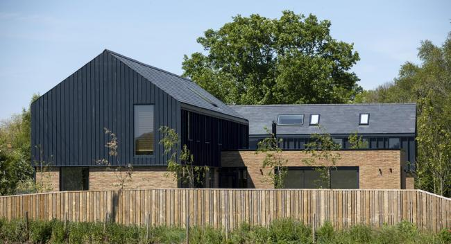 The York Handmade Brick Company has been shortlisted in the 2019 Brick Awards for its work on Loxley Stables, pictured.