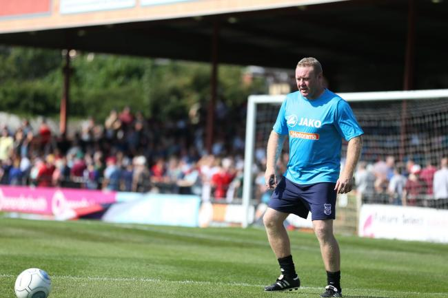 York City manager Steve Watson admitted that he did not like playing in the heat during his career. Picture: Gordon Clayton