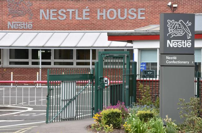 Nestle Factory , York  Picture  Frank Dwyer.