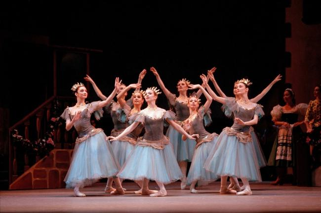 The enchanting Coppélia screens live to Prestatyn this festive season. Picture: Bill Cooper