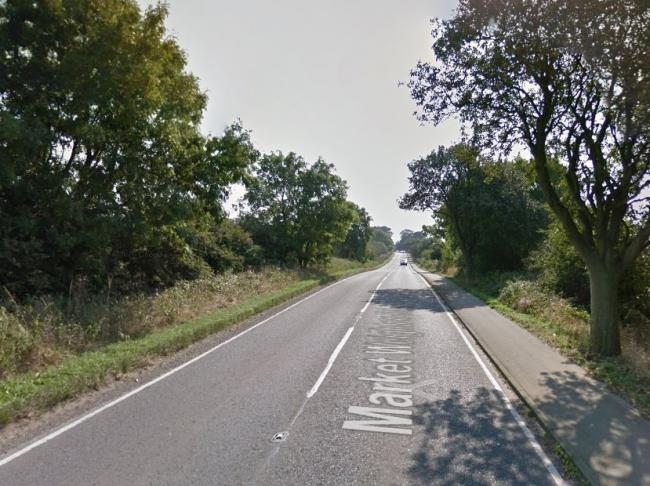 A1034 Market Weighton Road near Sancton. Picture: Google Maps