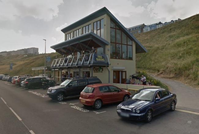 Oasis Cafe in Scarborough. Picture: Google Maps