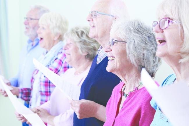 Pocklington Arts Centre (PAC) is launching brand new Singing with Dementia sessions to help those affected by the condition.