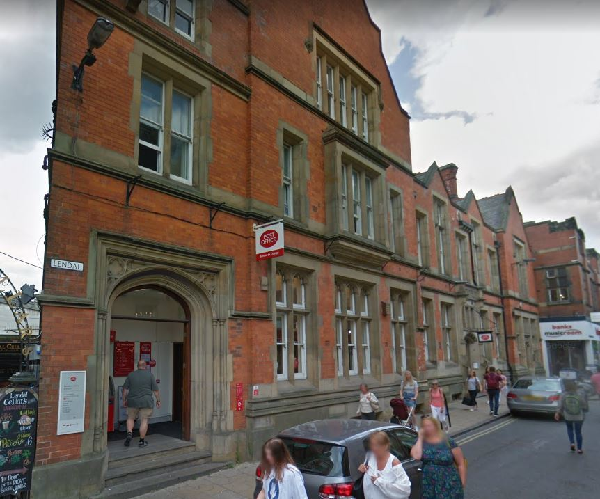 Plans revealed for old York Post Office building - York Press