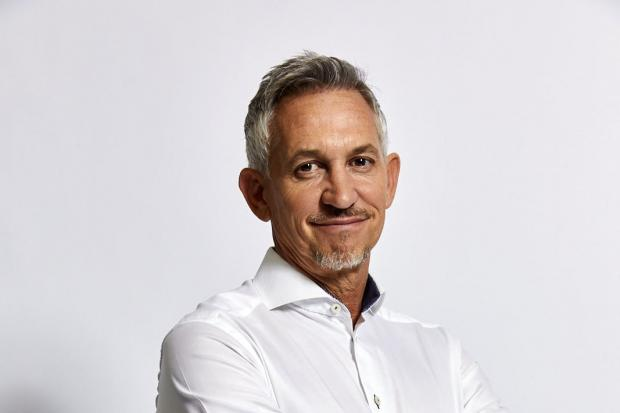 Gary Lineker was still on Match of the Day duty despite the lack of live football
