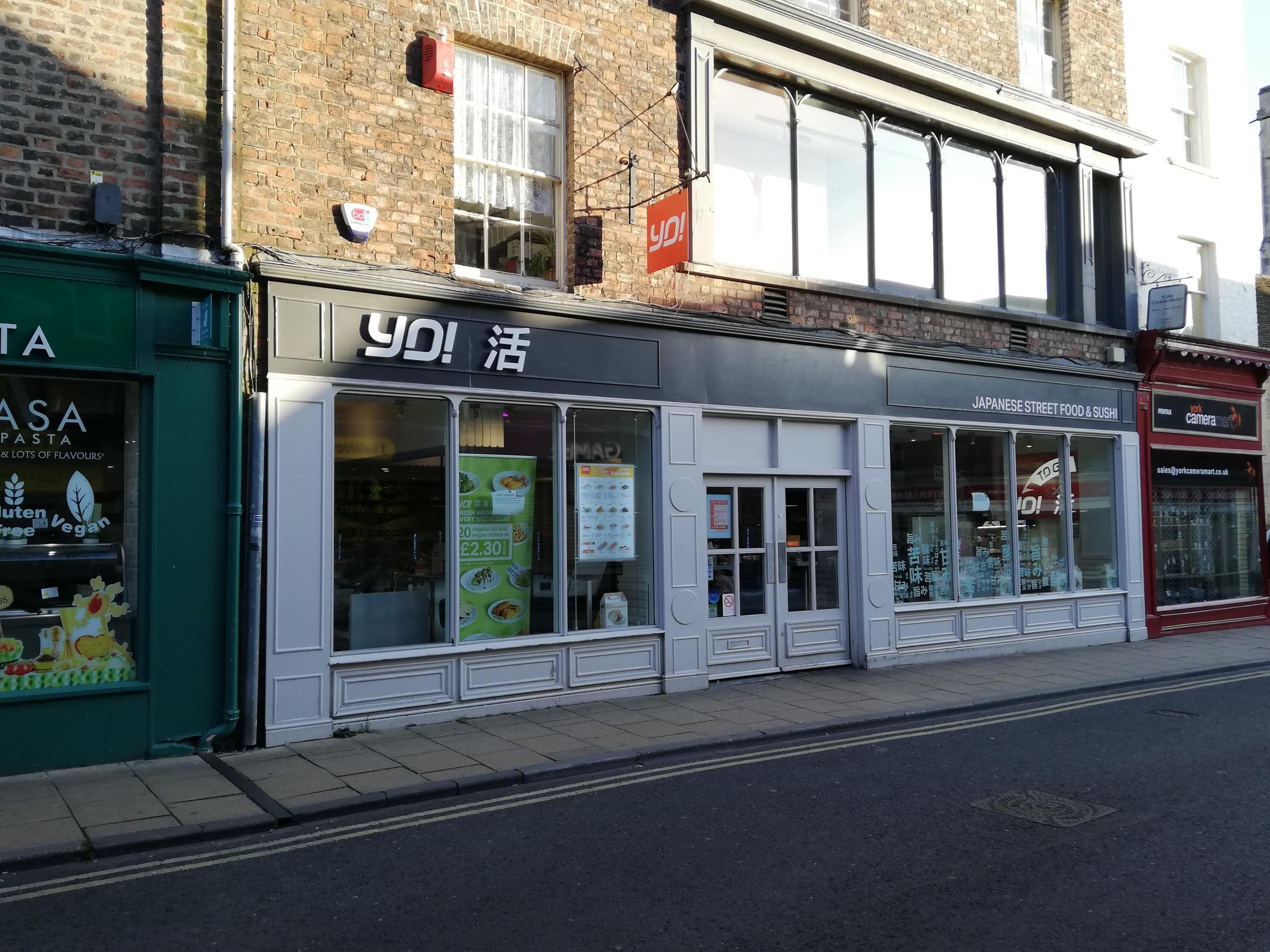 Review Yo Sushi Church Street York York Press