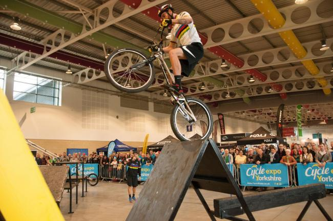 Cycle Expo Yorkshire kicks-off a week-long celebration of cycling in Harrogate