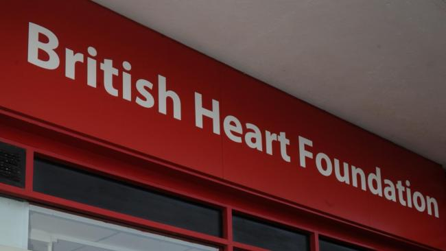 The British Heart Foundation have received over £1.5 million in gifts from former North Yorkshire resident's Wills
