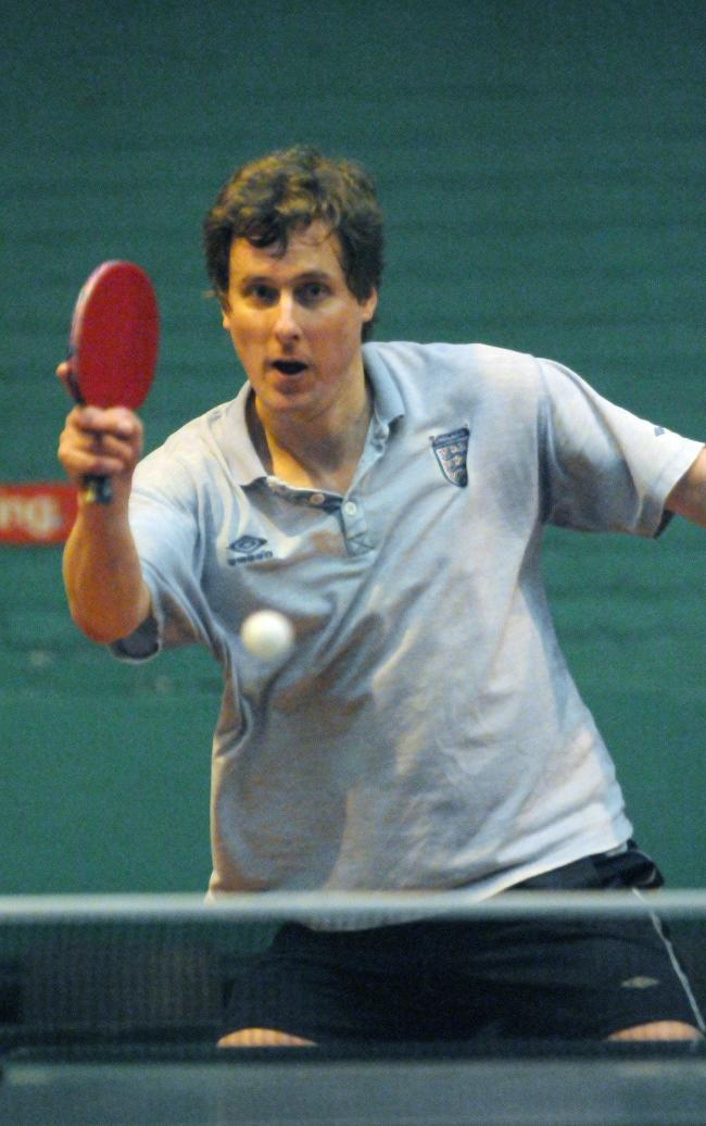 TABLE TENNIS: Topspin 'A' begin title defence with win