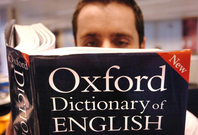 The Oxford Dictionary of English