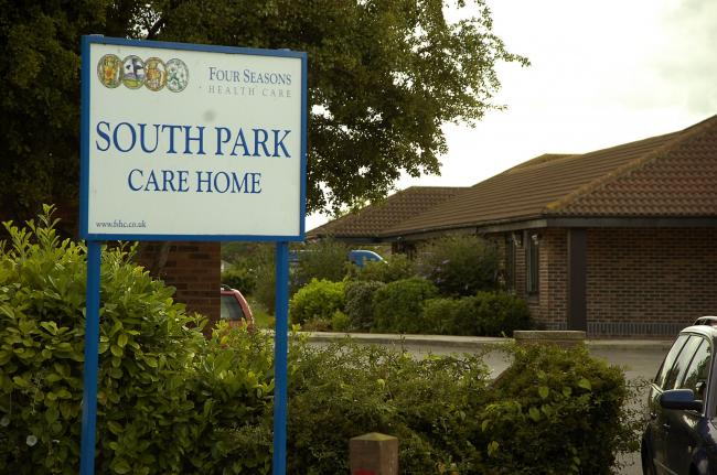 The South Park Care Home in Acomb   Picture David Harrison