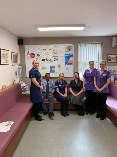 The team at Pickering Medical Practice