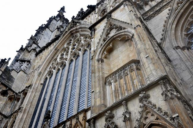 Magnificent Minster: it has seen some changes down the years, says Brian McCusker. Picture: Frank Dwyer.
