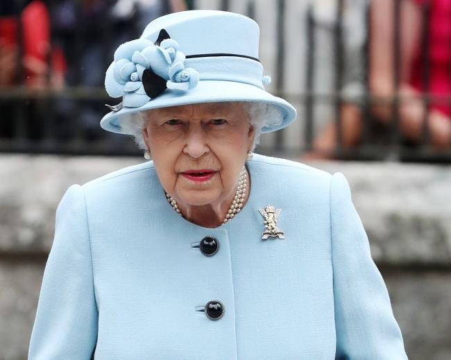 The Queen could be the perfect impartial referee in political matters, says Scott Marmion. Picture: Andrew Milligan/PA Wire.