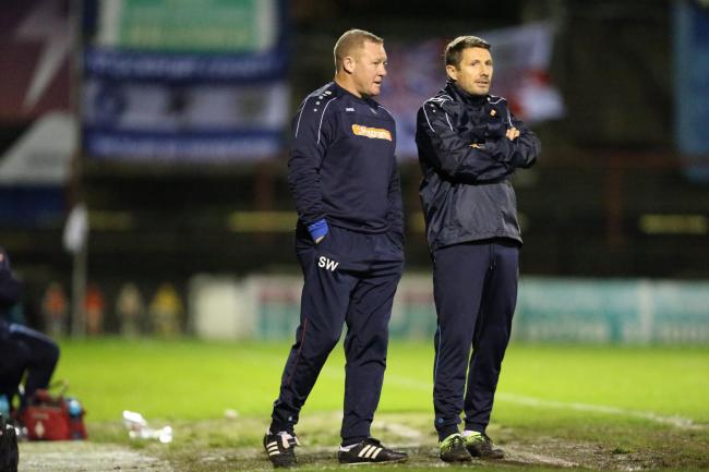 Assistant manager Micky Cummins said York City have momentum behind them ahead of the Boston United game. Picture: Gordon Clayton