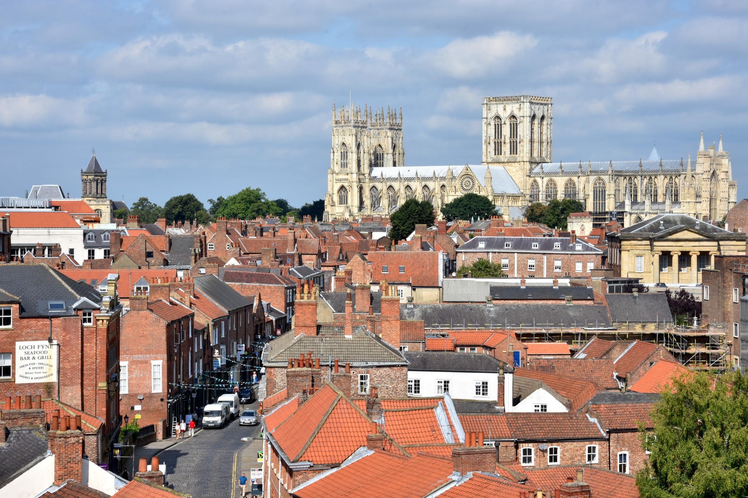 York leaders back new five-point manifesto created for the North - York Press