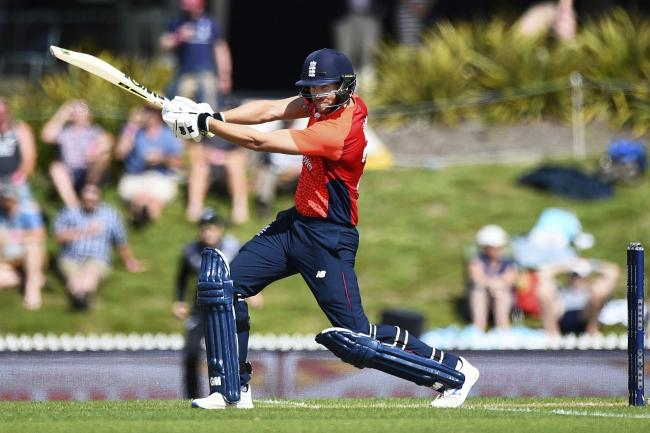 Dawid Malan was in formidable form with the bat against New Zealand