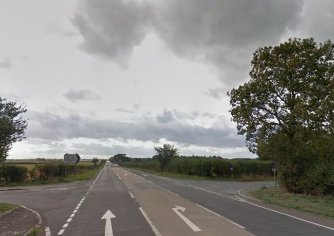 The A64 near Towthorpe Moor Lane. Picture: Google Maps