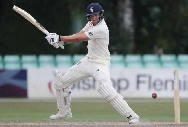 Yorkshire CCC's new signing Dawid Malan batting for England. Picture: Nick Potts/PA Wire