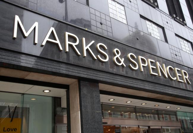 Marks & Spencer. The retail giant needs to up its game, says Peter Rickaby. Picture: Yui Mok/PA Wire