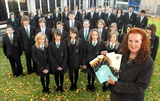 ... Rowntree School in York proud of new school uniform (From York Press