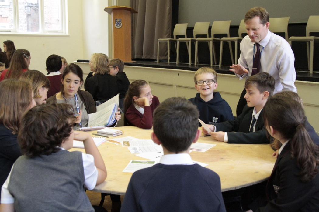 High flying youngsters in North Yorkshire schools partnership - York Press